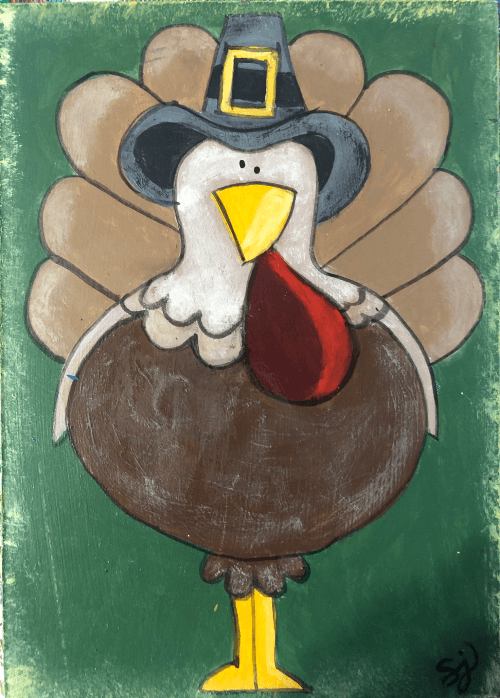 Tommy The Turkey